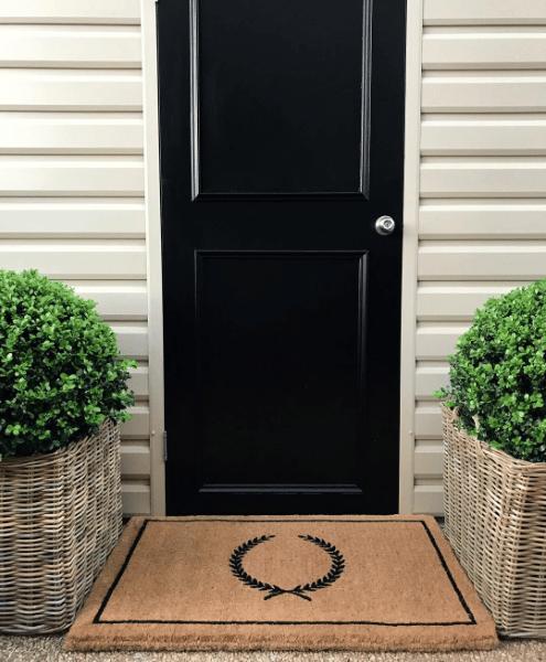 Image of Crest Doormat