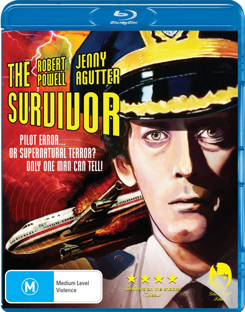 Image of The Survivor (Bluray)