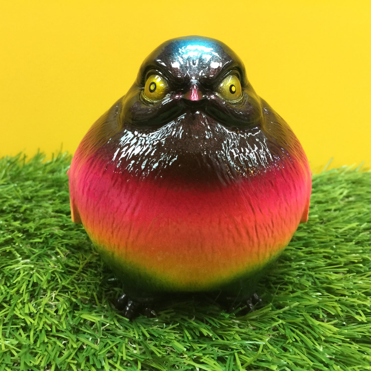 Image of Pitohui Rainbow Edition by Maxtoyco Mark Nagata