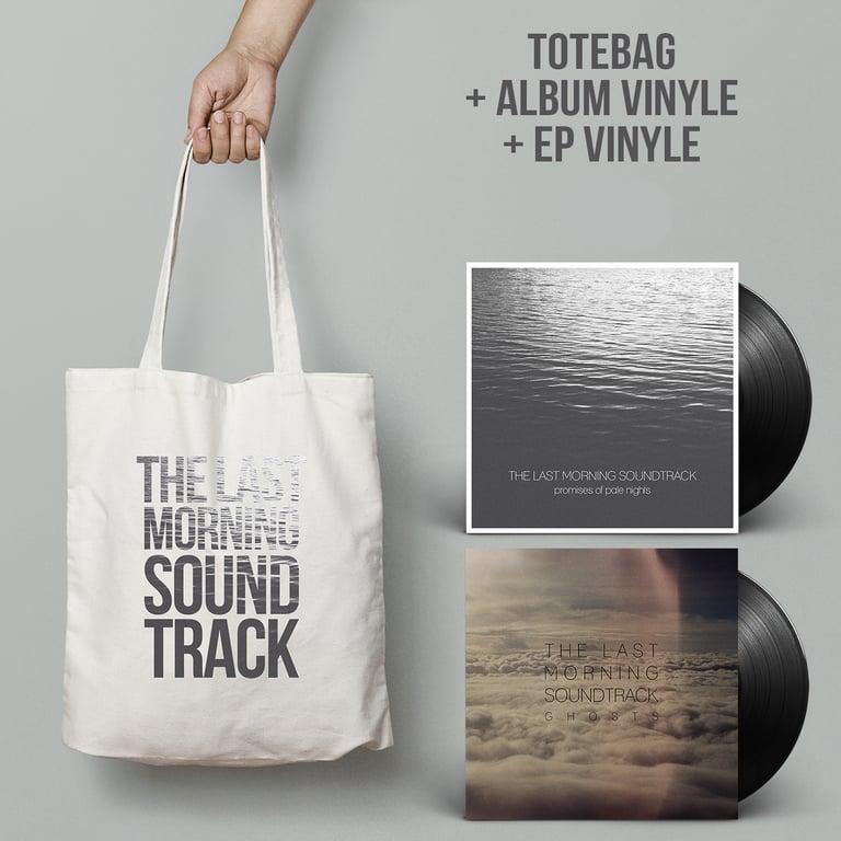 Image of Totebag + 2 Vinyles