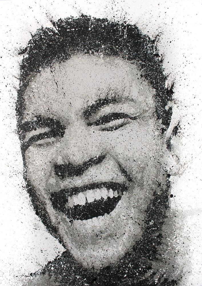 Image of ALI (Limited Edition Print)