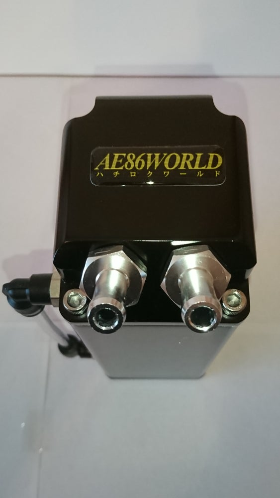 Image of AE86 WORLD Oil Catch Tank