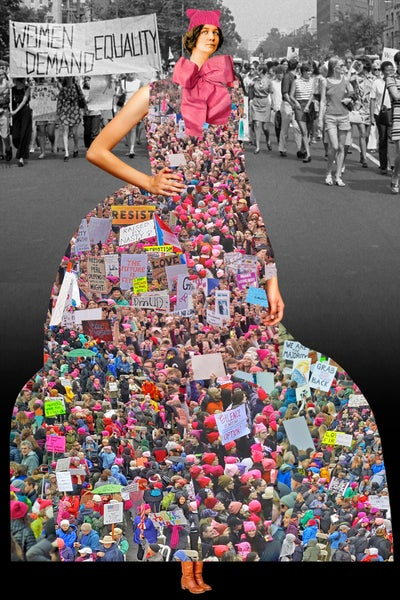 Image of Plate No.248, The Women's March