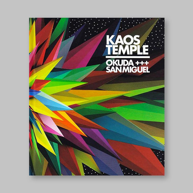 Image of Okuda San Miguel - Kaos Temple Book