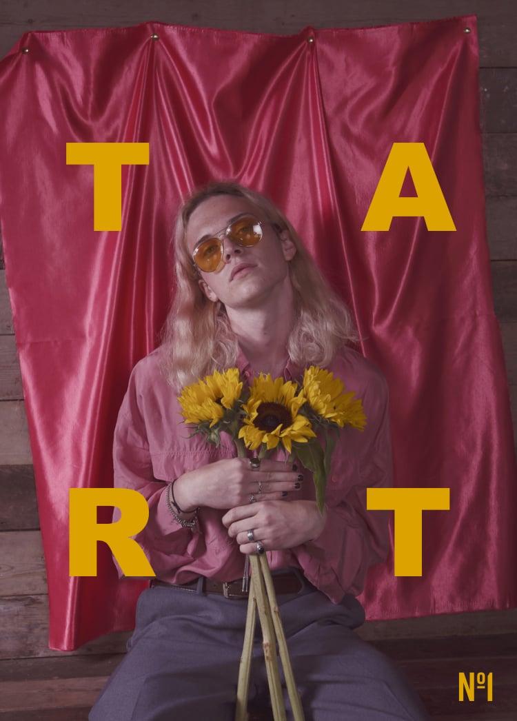 Image of tart zine issue one