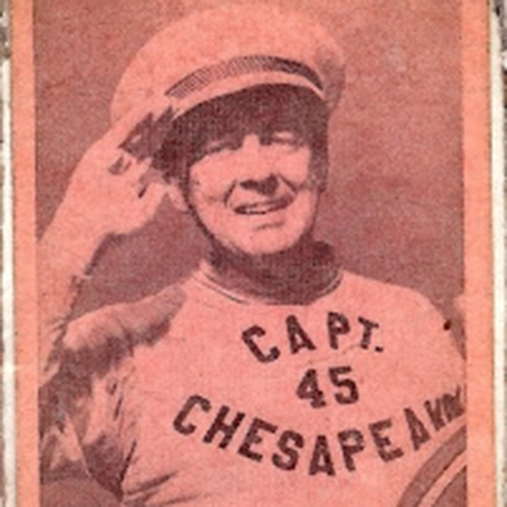 Image of Captain Chesapeake Shirt