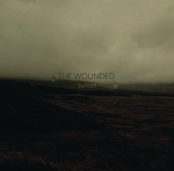 Image of THE WOUNDED - Sunset. 2LP. Black vinyl. Gatefold.
