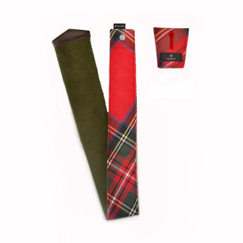 """Image of Tartan & Corduroy """"T"""" by Eclepti"""