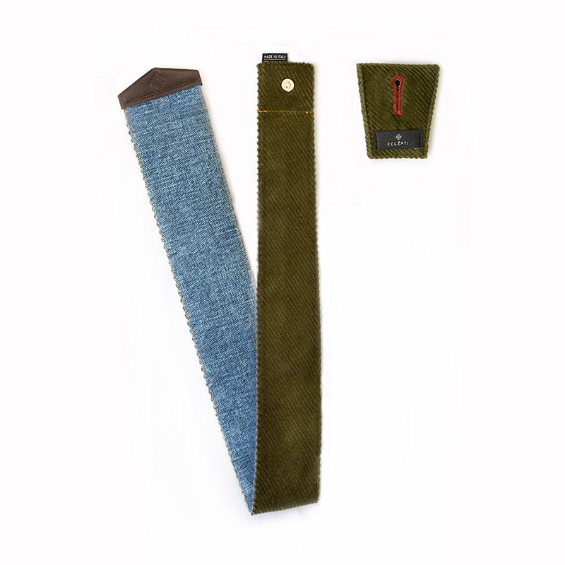 "Image of Denim & Corduroy ""T"" by Eclepti"