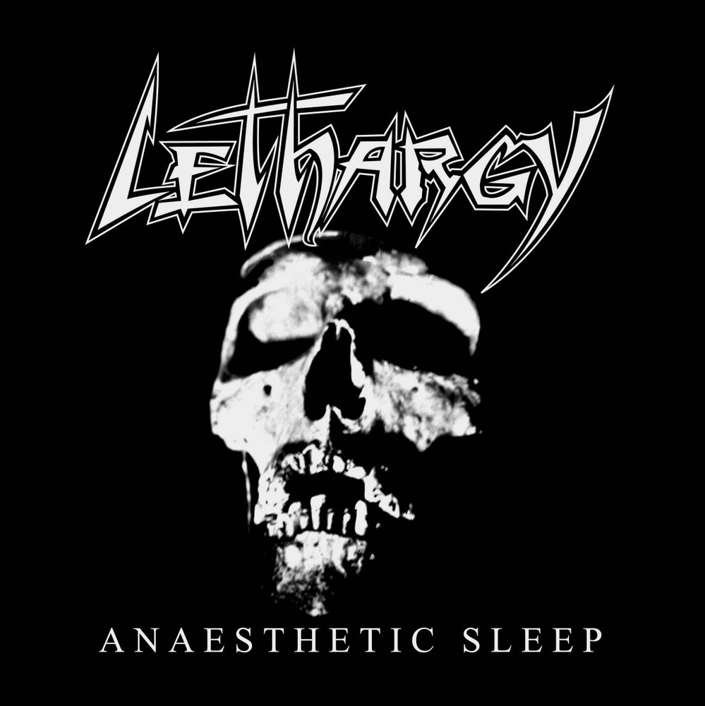 Image of LETHARGY - Anaesthetic Sleep. CD