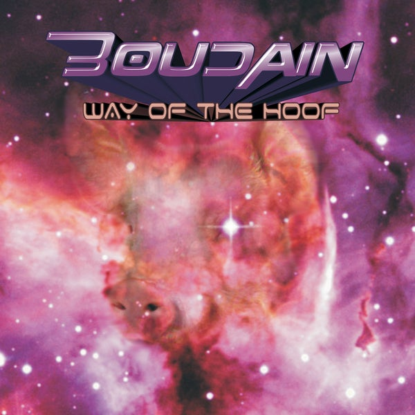 Image of BOUDAIN - Way Of The Hoof. CD