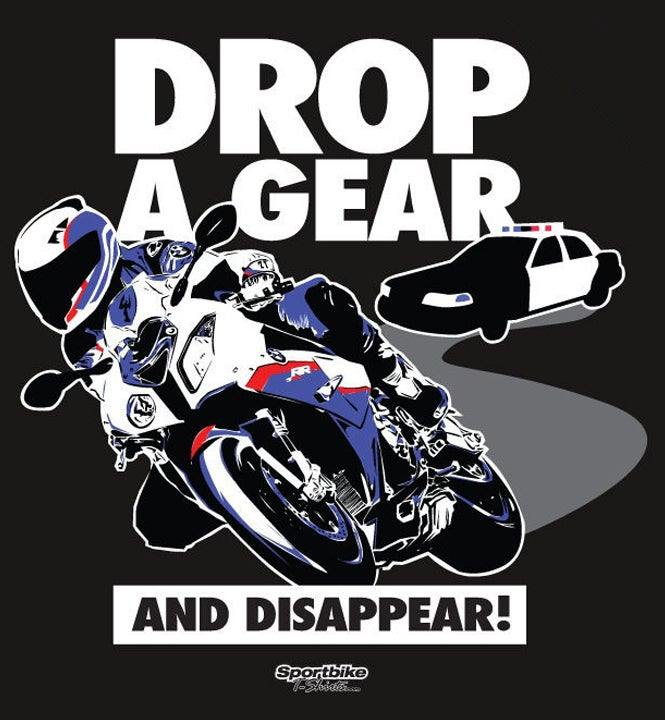 Image of Drop A Gear T-Shirt