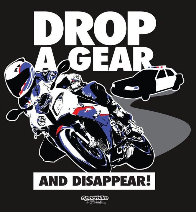 Image of Drop A Gear T-Shirt