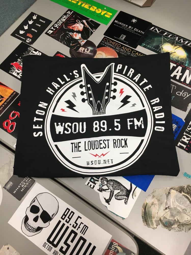 Image of WSOU Logo T-Shirt