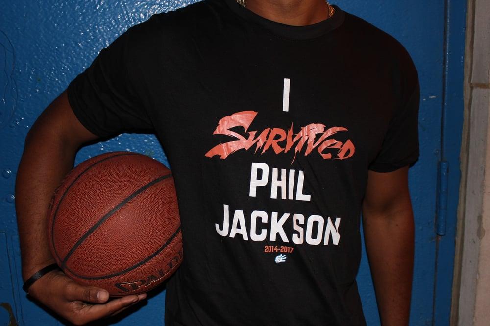 Image of I Survived Phil Jackson