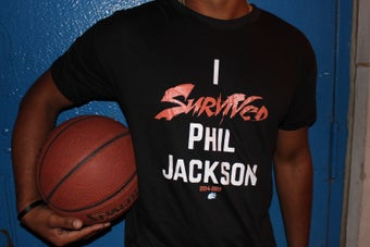 Image of I Survived Phil Jackson