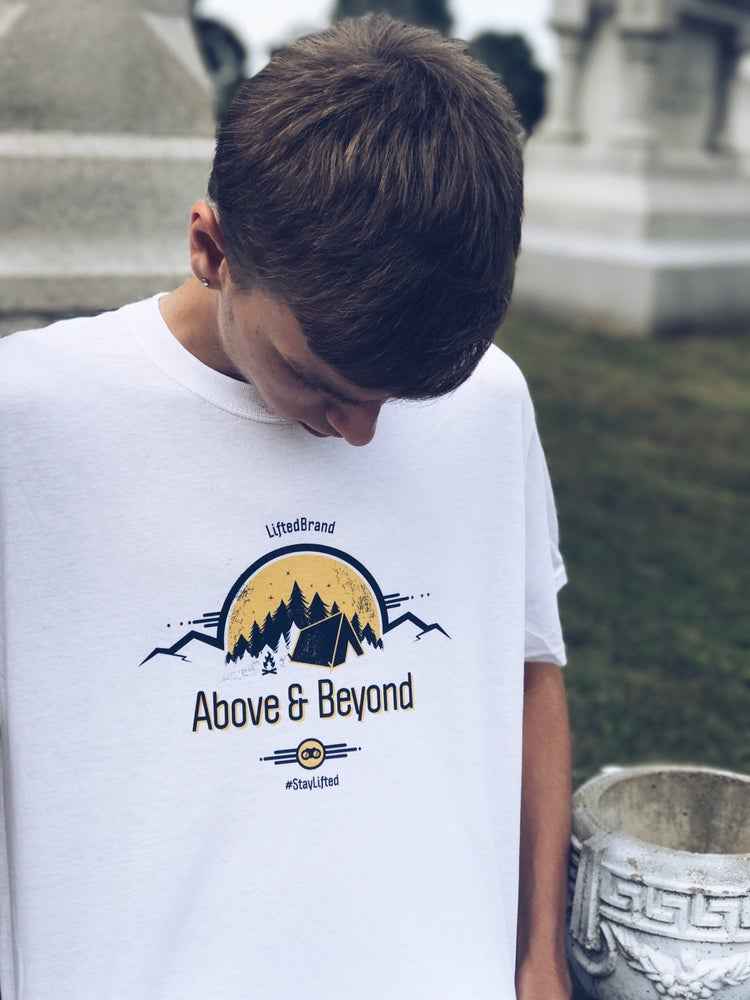 Image of Above & Beyond Tee