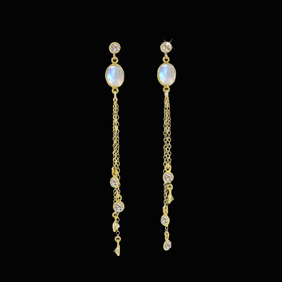 Image of Waterfall Earrings