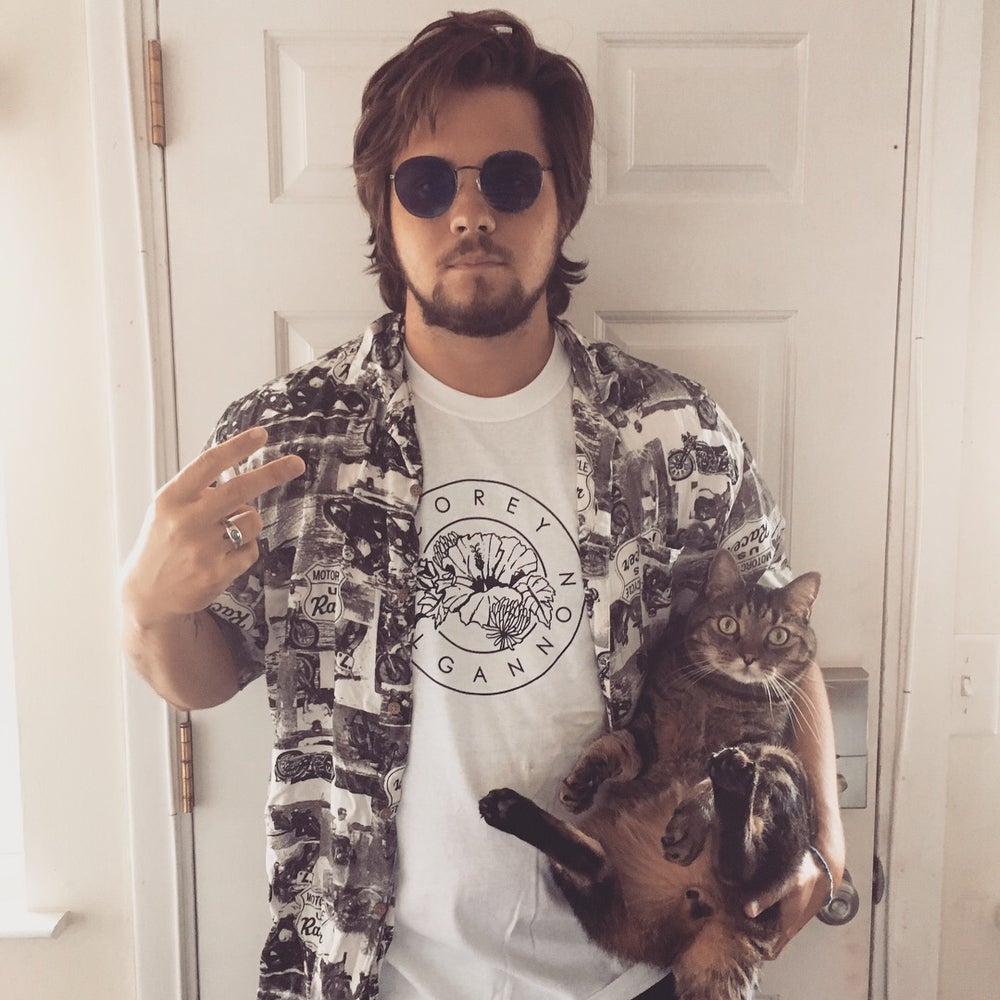 Image of Corey T-Shirt (Cat not included)