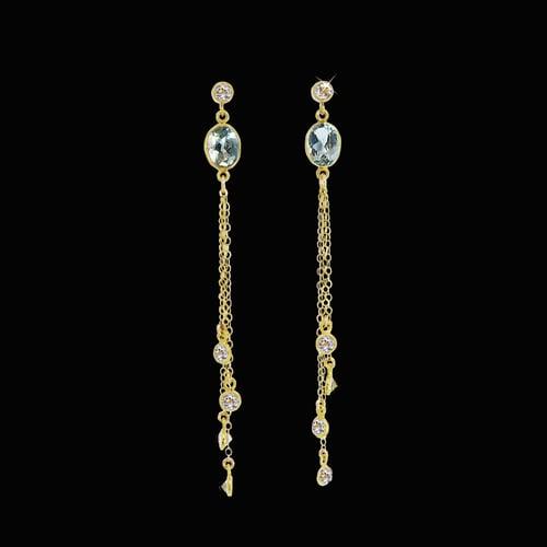 Image of Waterfall Earrings