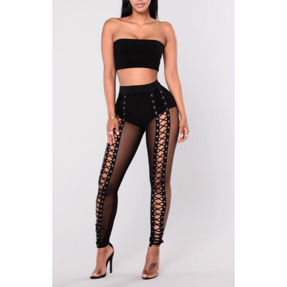 Image of Sexy Fishnet Leggings