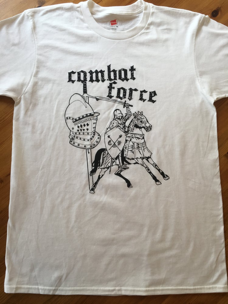 Image of Combat Force t-shirt