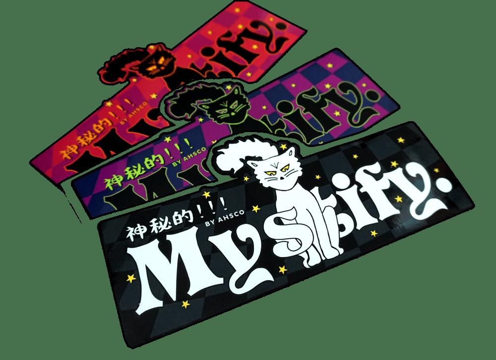 Image of Mystify club