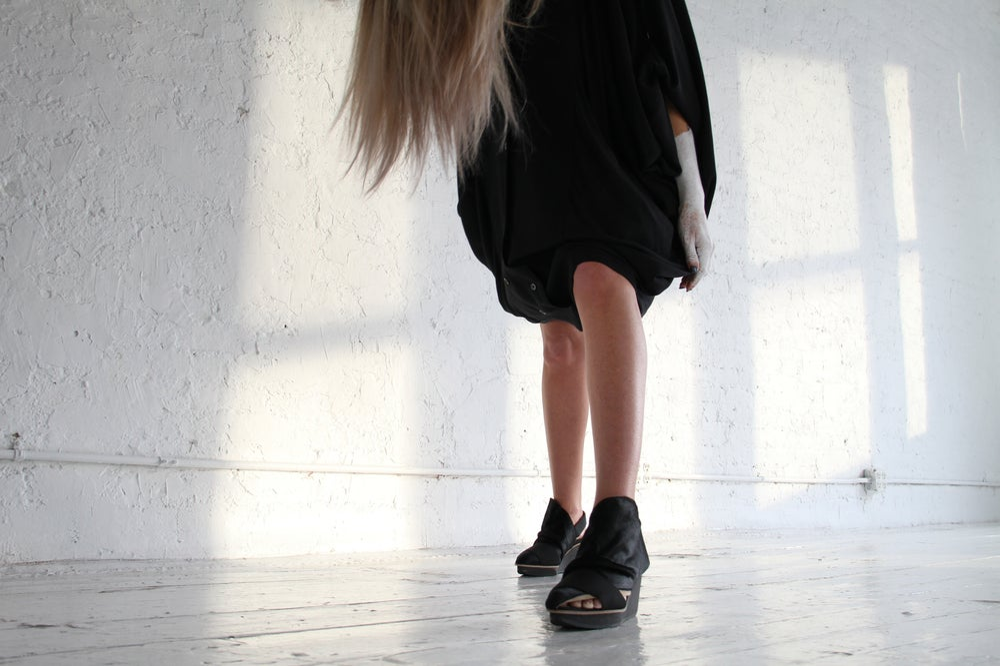 Image of TRIPTYCH / DOM / BLACK PONY