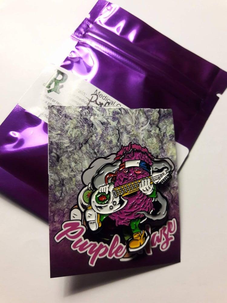 Image of CHRONIES Series 1 - #1 Purple Haze
