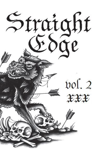 Image of Straight Edge - A collection of interviews - Volume 2