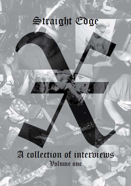 Image of Straight Edge - A collection of interviews - Volume 1