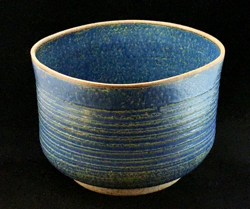 Image of Speckled Blue Bowl