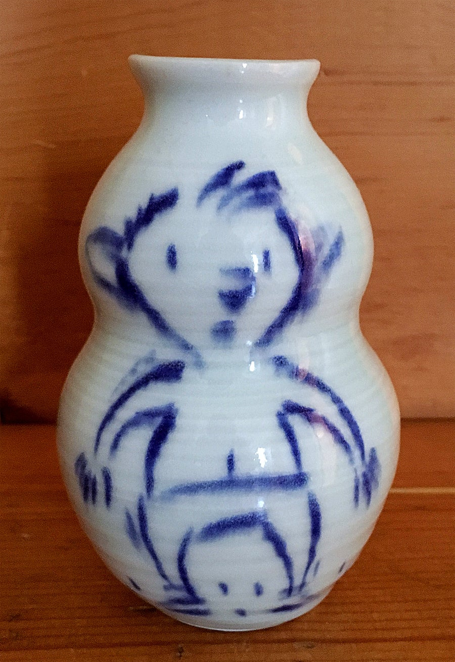 Image of Little Boy Blue Vase