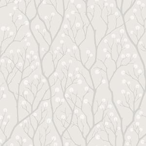 Image of Papel pintado Snowberry_Nature