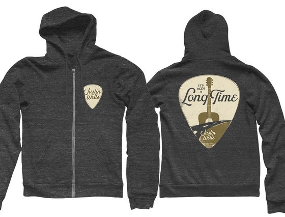 Image of Been a Long Time Hoodie