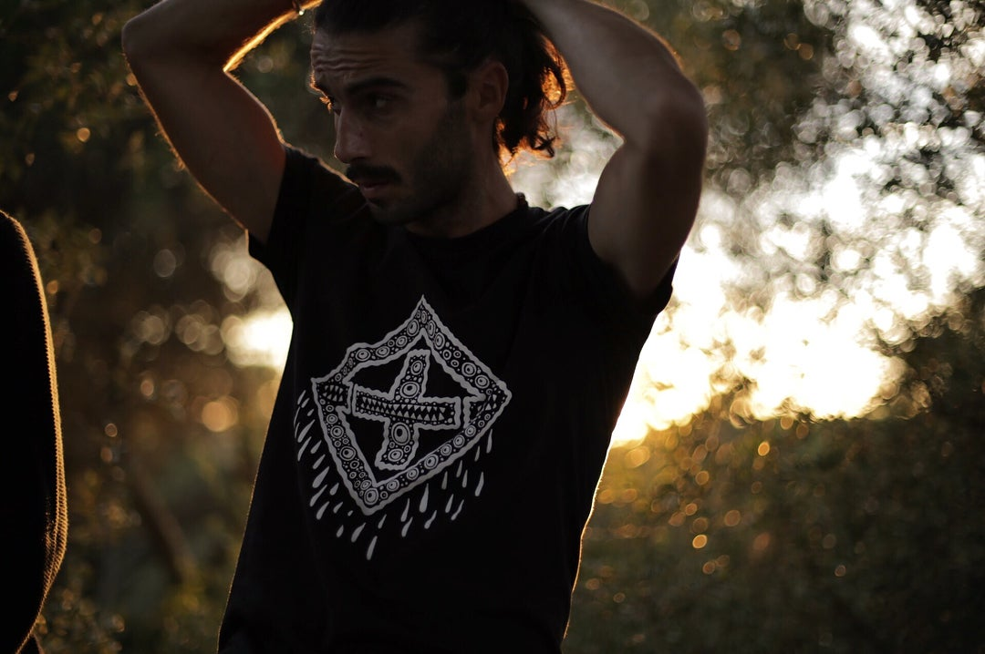 Image of Tshirt MAIS BAIXO x MONSTA (Ltd Edition)