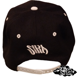 Image of SIKA 3D embroidery snapback hat