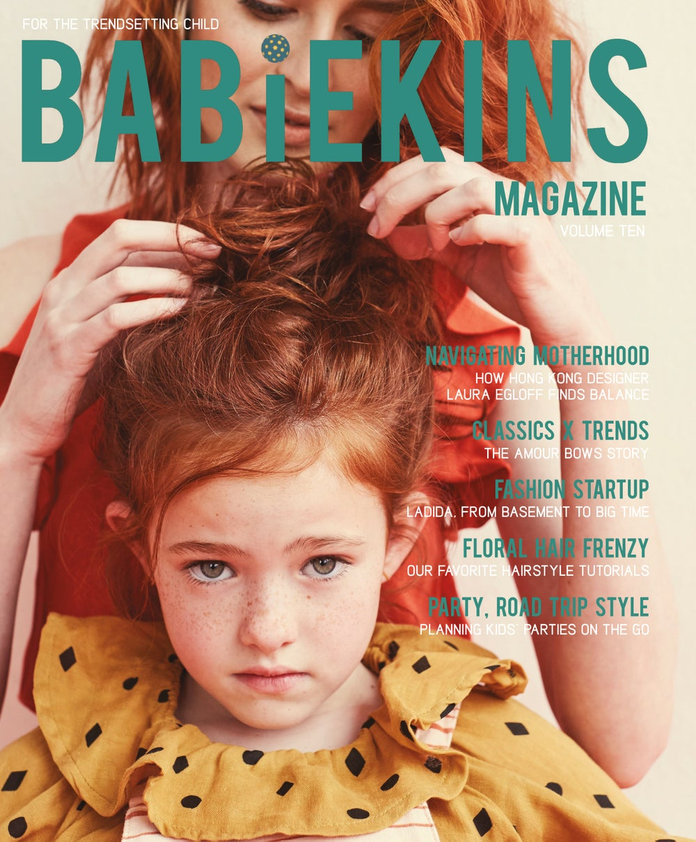 Image of Babiekins Magazine Issue 10 - Cover Option ONE
