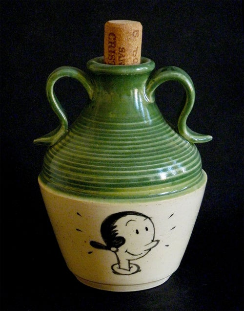 Image of Olive Oyl Decanter