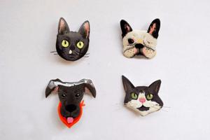Custom Pet Pins