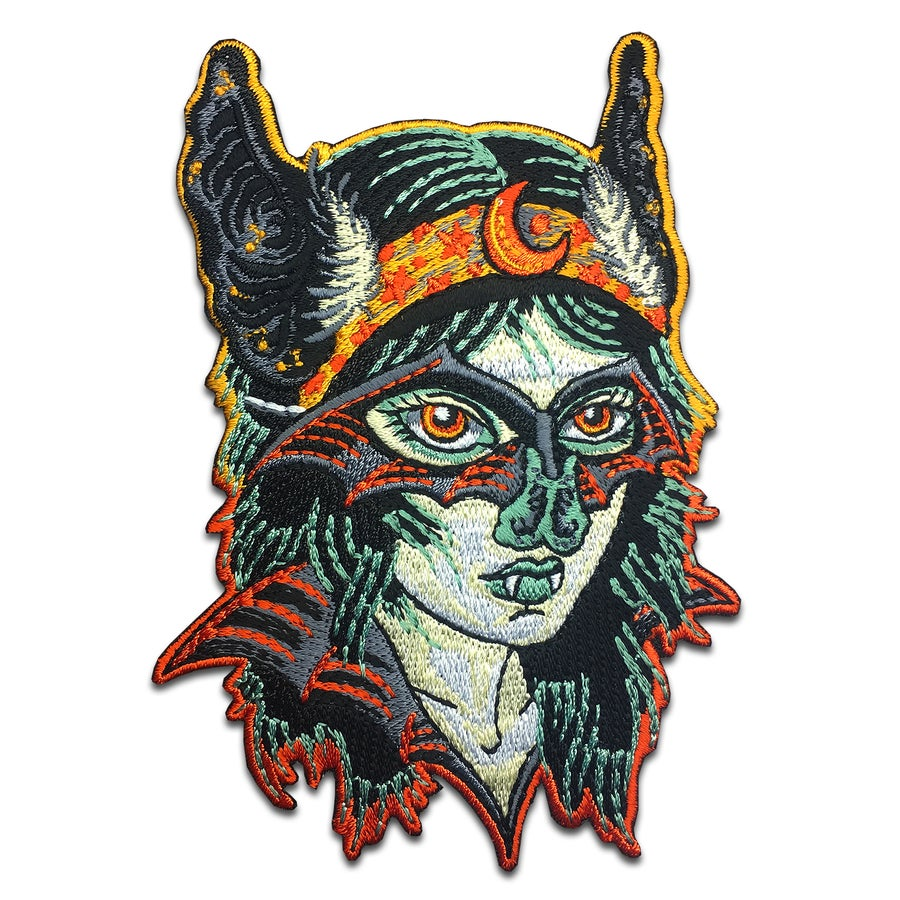 Image of Mystic Bat - Patch