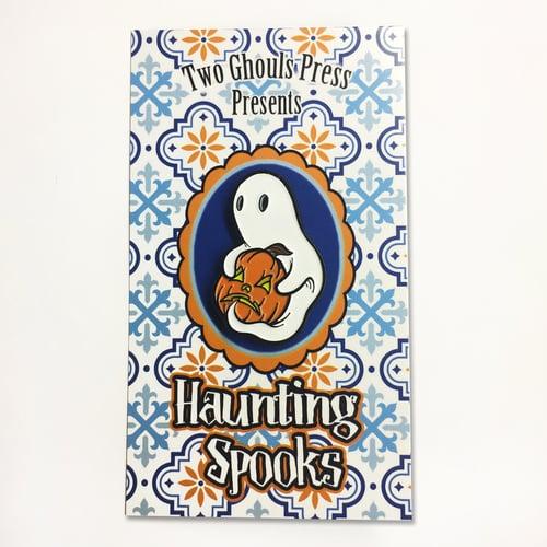 Image of Haunting Spooks - Lapel Pin