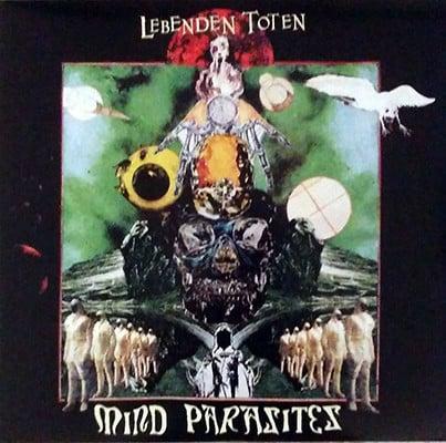 Image of LEBENDEN TOTEN - Mind Parasites LP