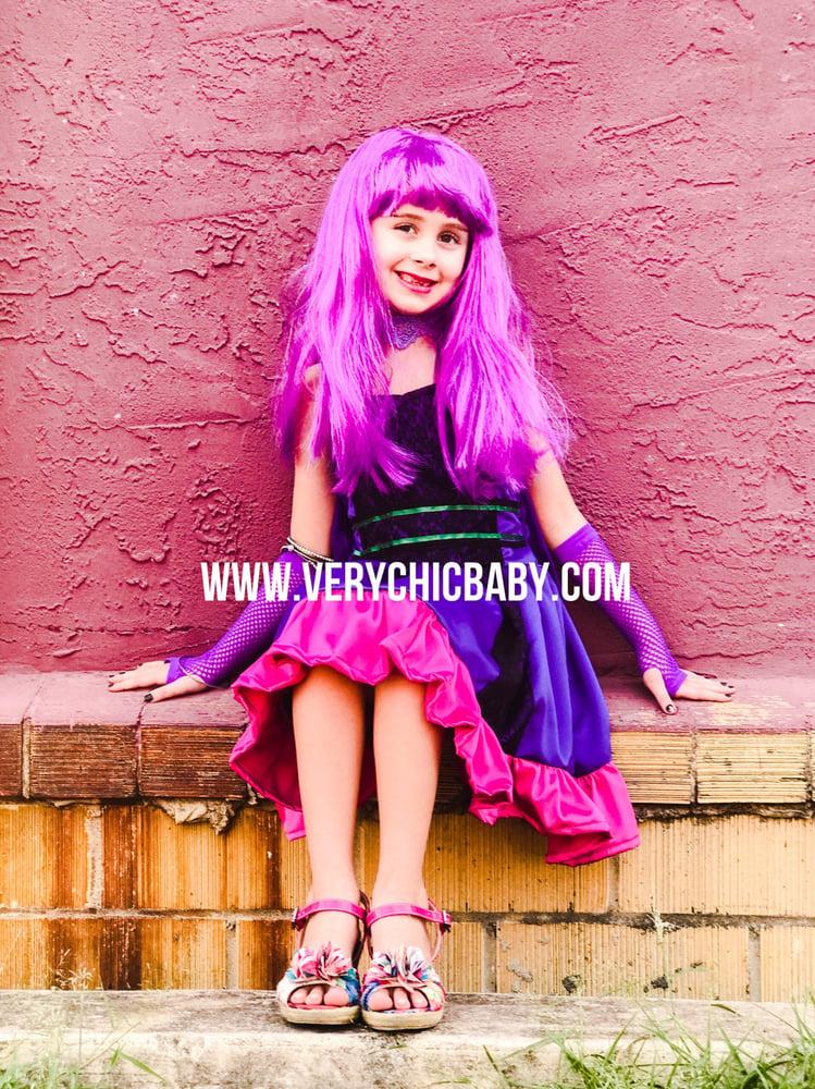 Image of Mal Descendants Inspired Dress