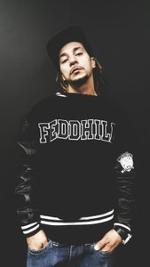 Image of the Official FEDD HILL VARSITY JACKET
