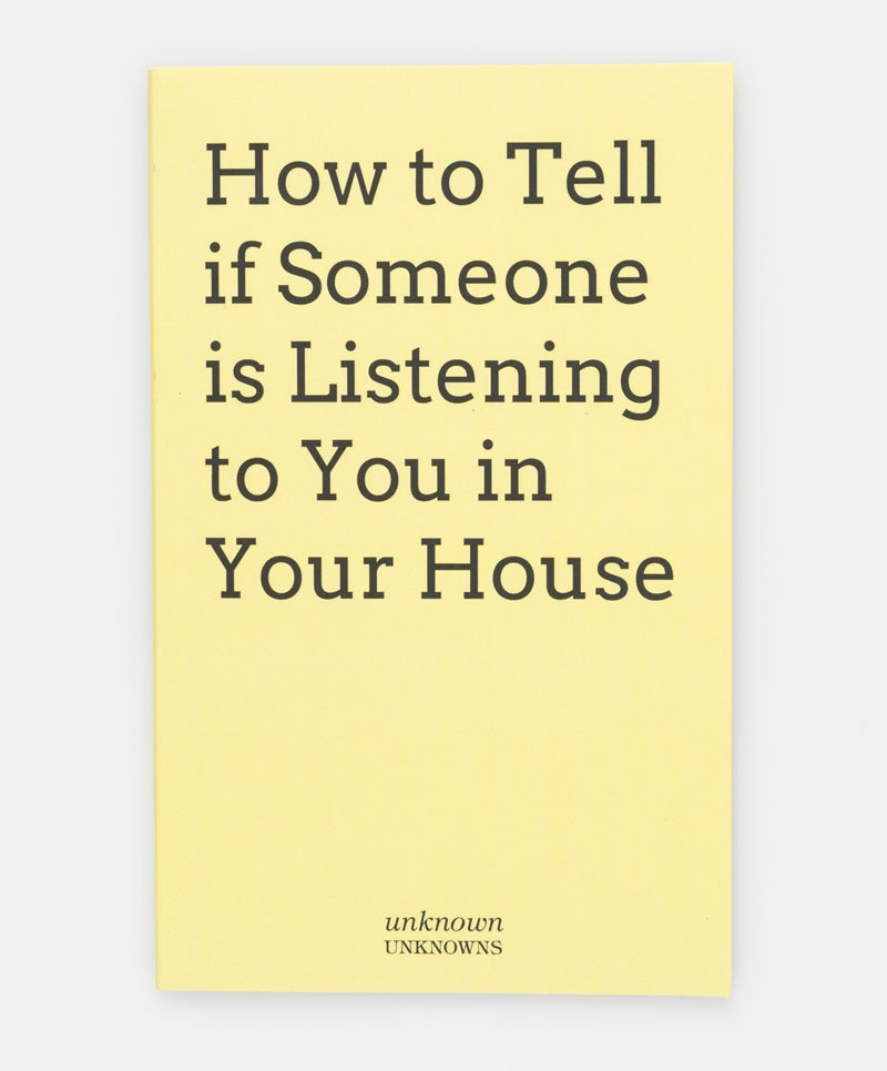 Image of How to Tell if Someone is Listening to You in Your House