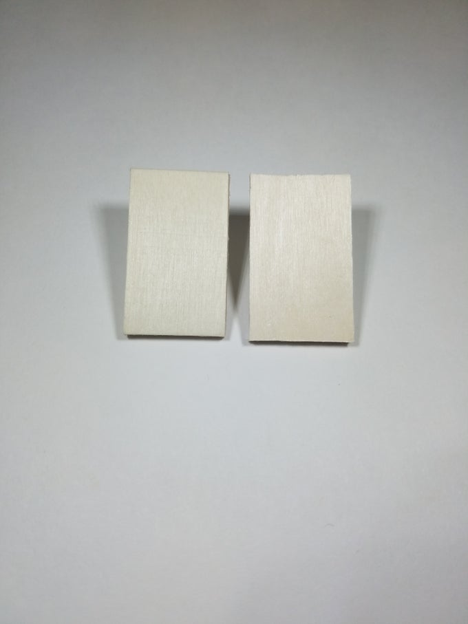 Image of Rectangle Studs