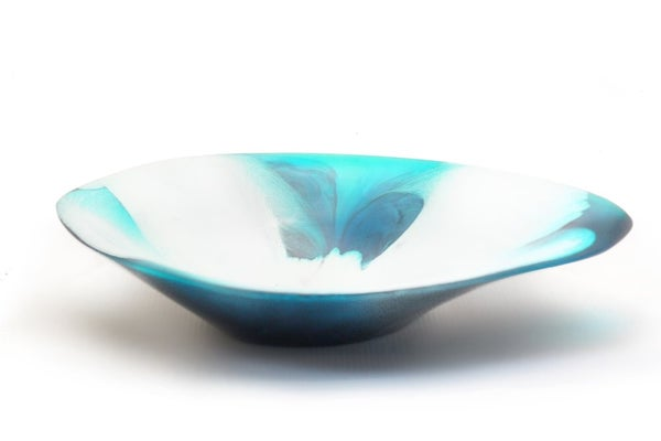 Image of Seafoam Tulip Bowl
