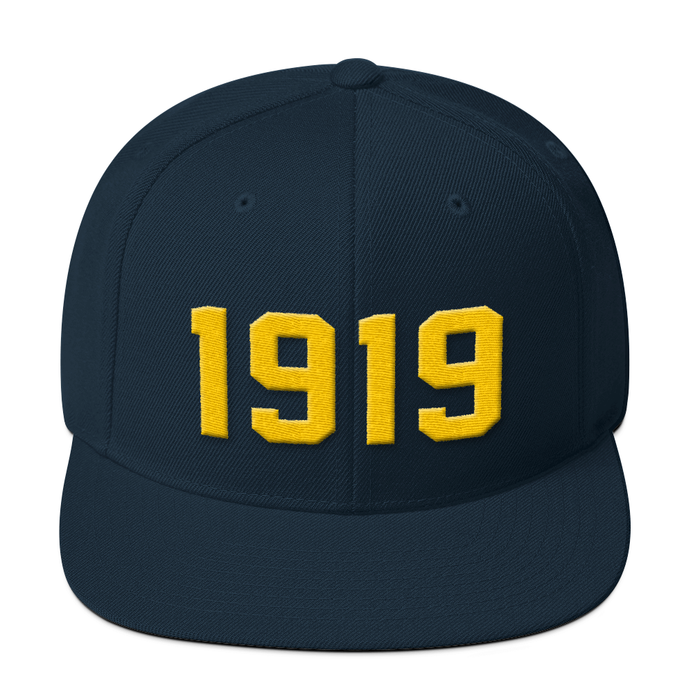 Image of 1919 Snapback Navy