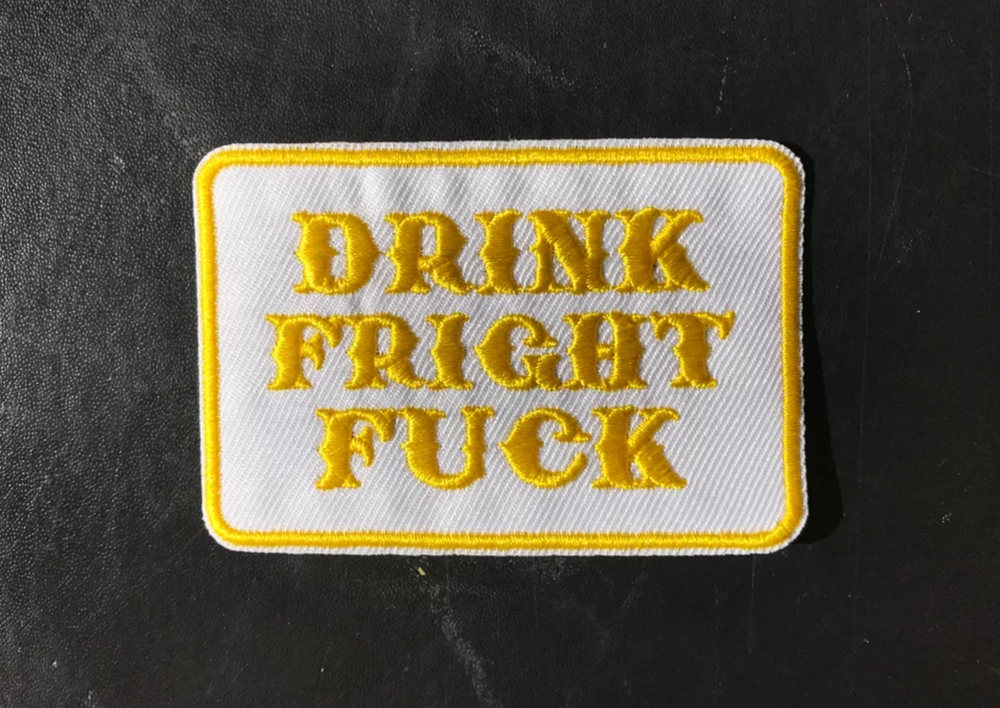Image of D.F.F Patches